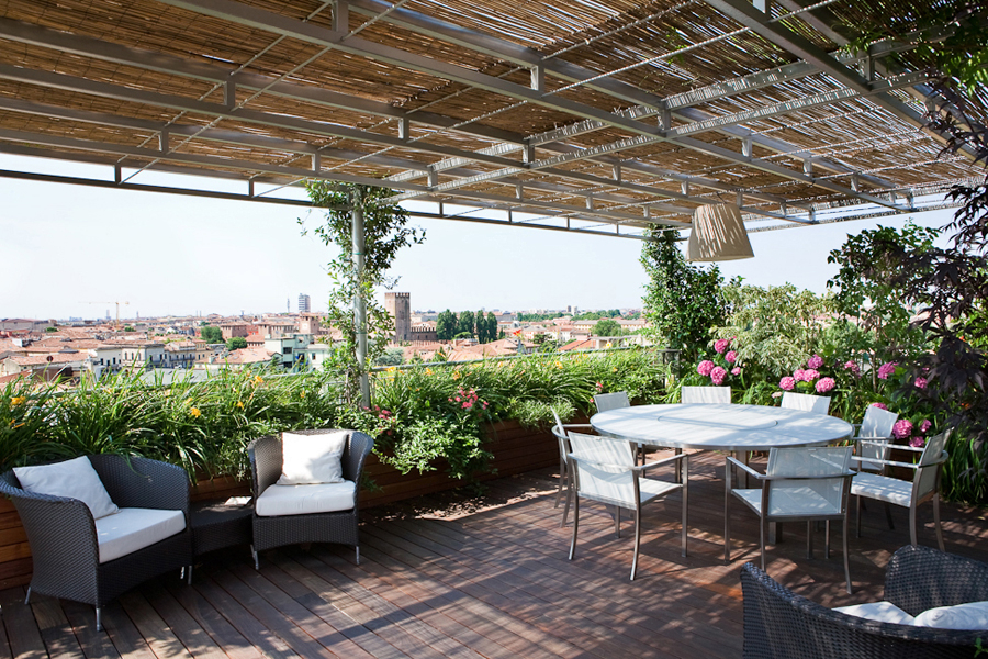 Awesome Allestimento Terrazzi Pictures - Design and Ideas ...